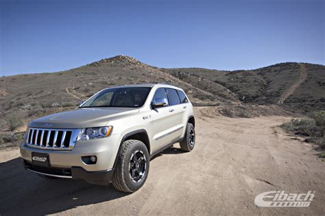 jeep grand cherokee all terrain tires from the eibach garage jeep grand cherokee get lifted