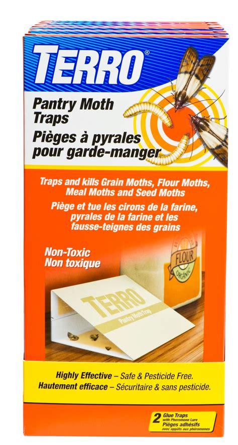 Pantry Moth Killer by Terro 174 Pantry Moth Traps Woodstream Canada