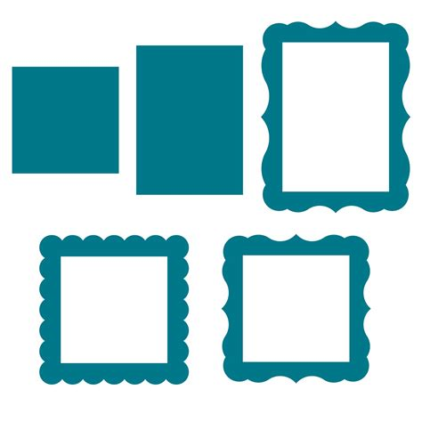 fancy square template www imgkid com the image kid has it