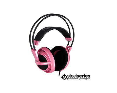 Headset Steelseries Siberia V1 ราคา steelseries siberia v1 size pink ร นล าส ด ร นใหม notebookspec