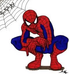 coloring pages spiderman free printable coloring pages image 9142