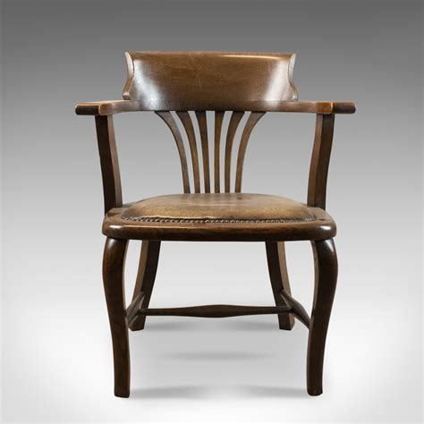 english chairs and sofas antique captain s chair english oak bow back