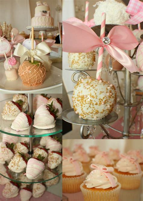 Chic Baby Shower by Mkr Creations Shabby Chic Baby Shower