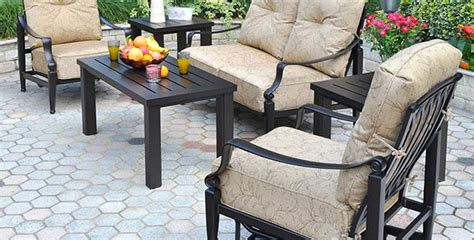 Hanamint Furniture Outdoor Living And Spas Hanamint Outdoor Furniture Clearance