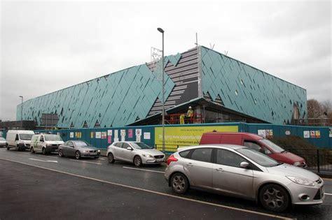 brio leisure chester multi million pound leisure centre in northwich branded a