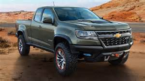 2015 chevrolet colorado zr2 could be a righteous compact