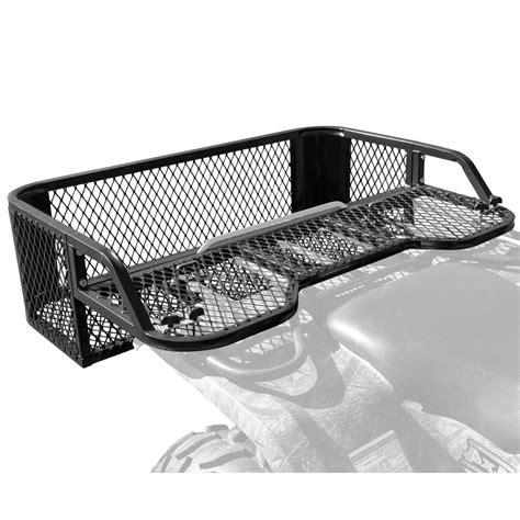 Mesh Rack by Steel Mesh Atv Rear Rack Drop Basket Atvdb 4315 Discount