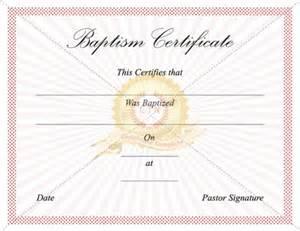 Free Baptism Certificate Templates Printable Baptism Certificate Template Baptismal