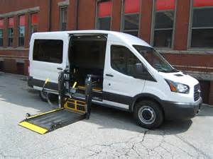 ford transit wheelchair vans national attleboro ma