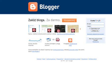 Blogger Zaloguj | darmowa reklama w internecie blogger krok 4