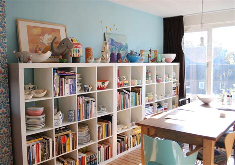 shelving for craft room different ways to use style ikea s versatile expedit shelf