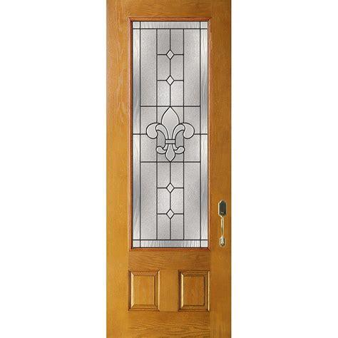 Odl Door Glass by Odl Carrollton Door Glass 24 Quot X 66 Quot Frame Kit Zabitat