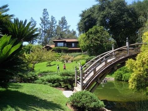 Botanical Gardens Near Los Angeles Huntington Library