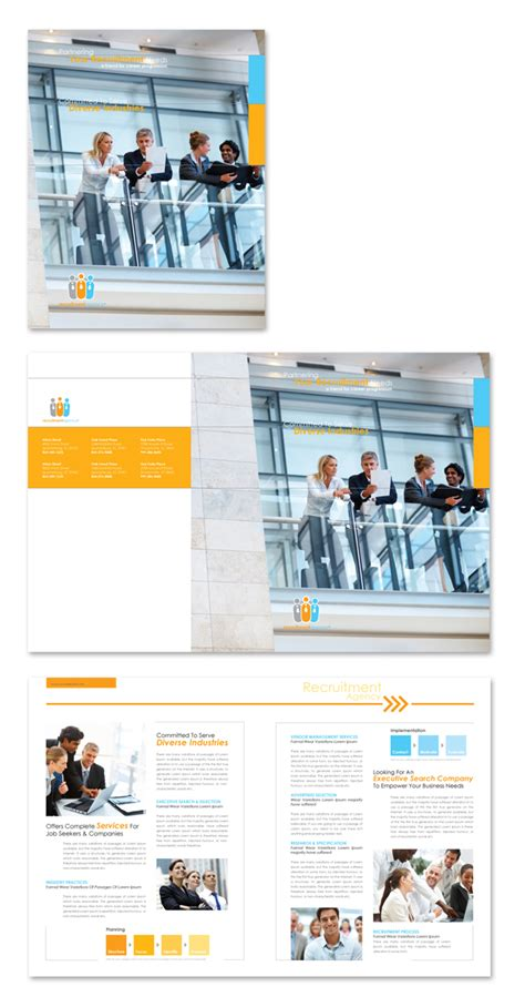 10 best images of employee recruitment brochures