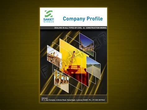 design and construction company profile sle company profile cover page by fahd4007 on deviantart