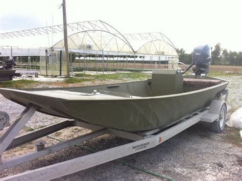 flat bottom boat another name anyone make a good aluminum flats boat the hull truth