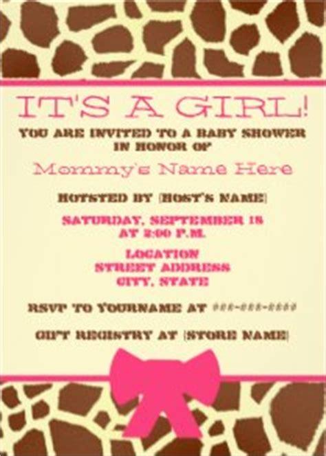 Baby Shower Titles by Giraffe Theme Planning Ideas Supplies