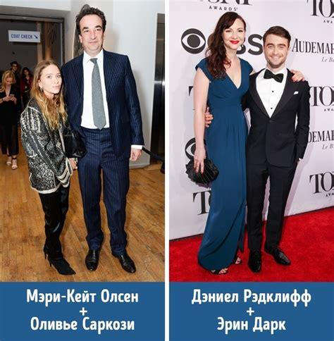 james mcavoy real height 12 звездных пар которым плевать на стереотипы