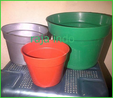 jual pot bunga plastik 10cm pot tanaman plastik pot es krim 10 cm grosir raja indo