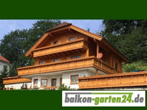 balkongeländer edelstahl preis pro meter holzbalkon berchtesgaden d balkon garten24 de