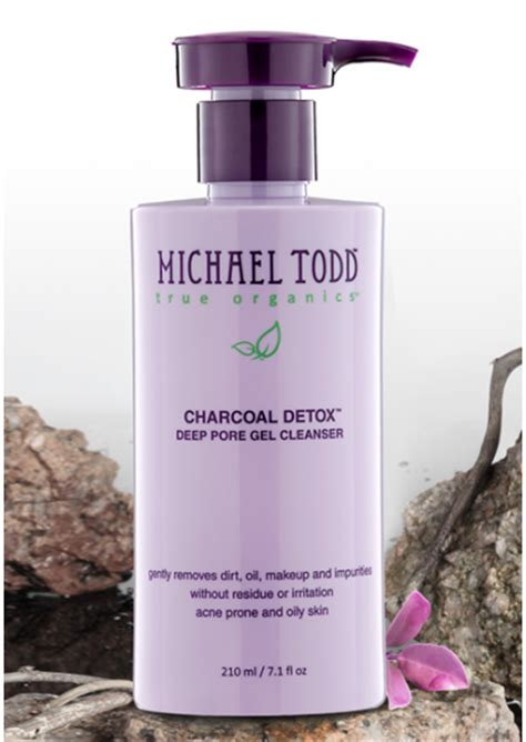 Michael Todd Charcoal Detox by Charcoal Detox Pore Gel Cleanser