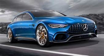 Concept Mercedes Mercedes Amg Gt Concept Would Make For An Interesting