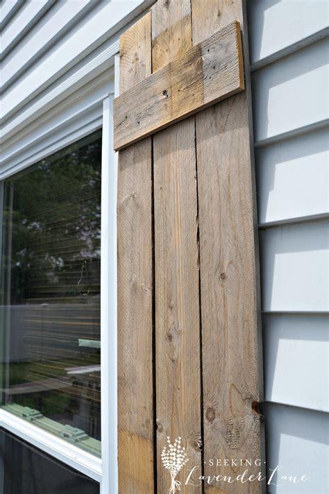 Wooden Shutters Diy Wood Shutters For 0