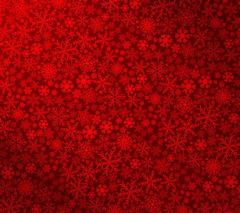 red wallpaper for android hd red snowflake pattern hd wallpaper for android phone