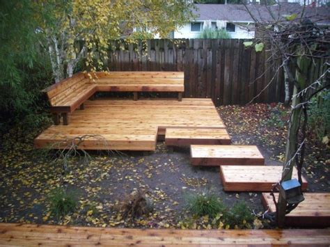 japanese benches japanese style cedar deck deck masters llc portland or