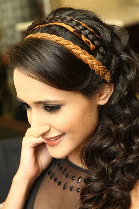 hair band hairstyle top 10 curly hair tips jayshree for you
