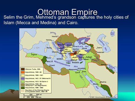 ottoman empire cities the muslim world expands ppt download