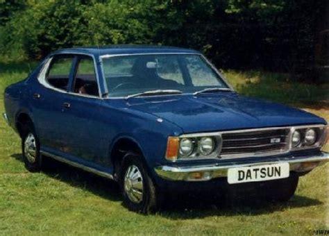 datsun 160 b datsun 180b 610 1971 1976