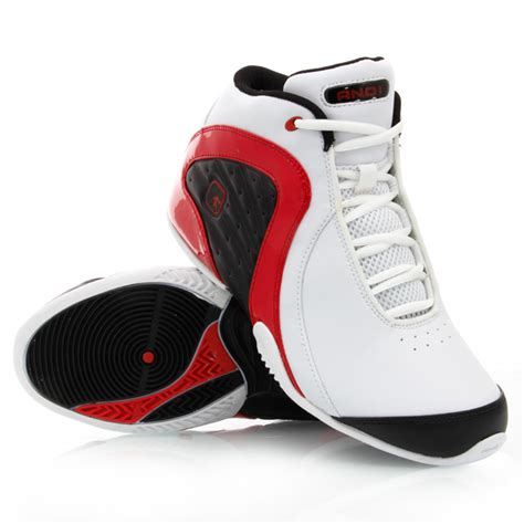 and1 black basketball shoes and1 rocket 2 0 mid mens basketball shoes white black