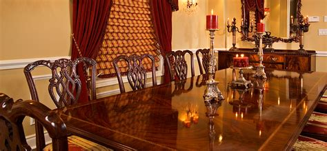 Early American Dining Room Furniture by How To Tell Between Different Styles Of Antique Furniture