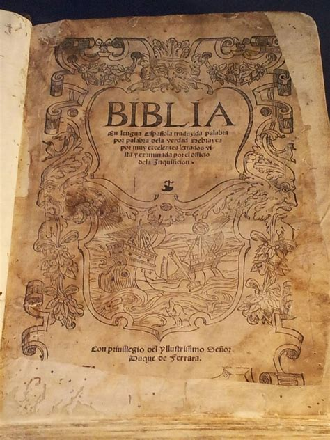 la biblia en acciã n the bible edition bible series books biblia de ferrara la enciclopedia libre