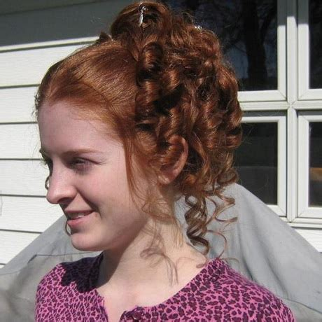 hairstyles curly hair tied up curly up hairstyles