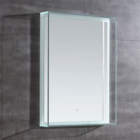 Ove Decors by Ove Decors 31 In L X 24 In W Single Wall Led Mirror In