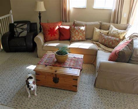 room rug makeover family room rug makeover with flor carpet squares