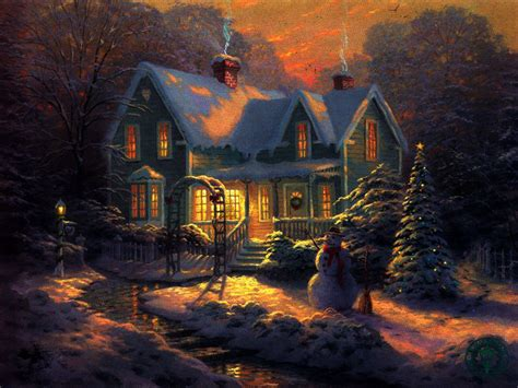 wallpaper christmas free 3d 3d christmas cottage wallpaper galerry wallpaper