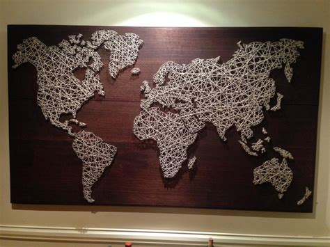 Nail String Patterns - other take a more global approach like the artist