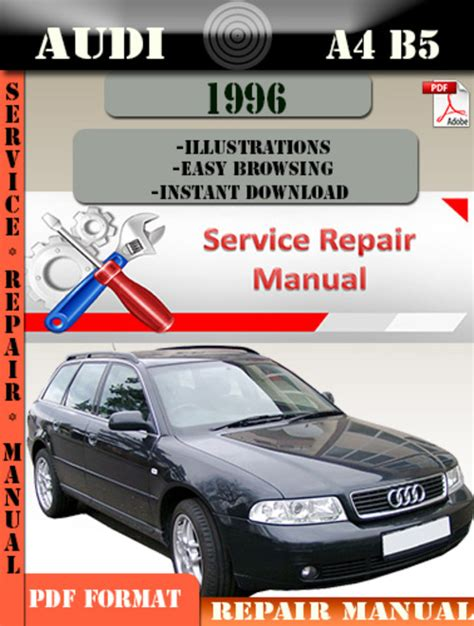 auto repair manual free download 1994 audi s4 user handbook audi a4 b5 1996 factory service repair manual pdf download manual