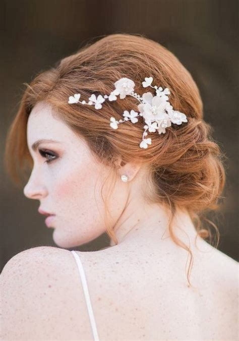 Vintage Wedding Hair Dos by Trubridal Wedding 16 Seriously Chic Vintage Wedding
