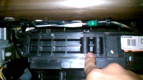 honda civic cabin air filter replacement youtube