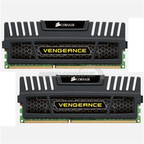 Ram Corsair Vengeance 8gb Ddr3 Dual Channel by Corsair Vengeance 8gb 2x4gb Ddr3 Pc3 12800c Ocuk