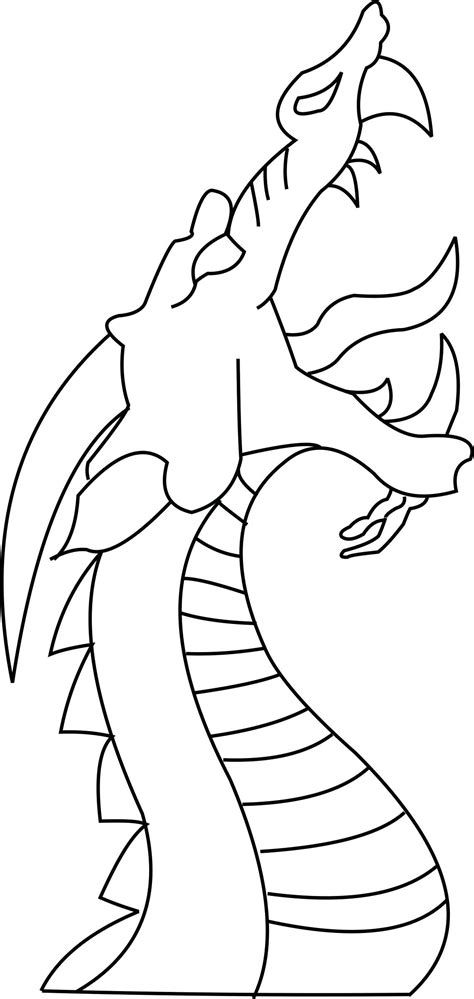 how to draw a longboat template viking ship dragon head template drawn of