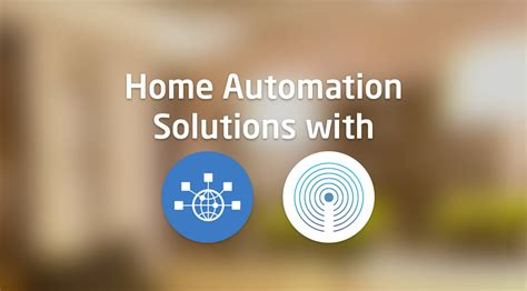 iot home automation solutions with ibeacons future is