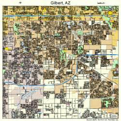 gilbert arizona map 0427400