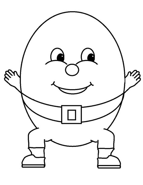 Humpty Dumpty Puzzle Template 10 best images about humpty dumpty on