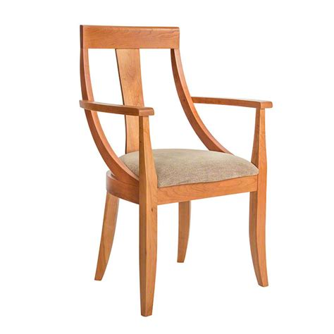 back dining chair vermont woods studios