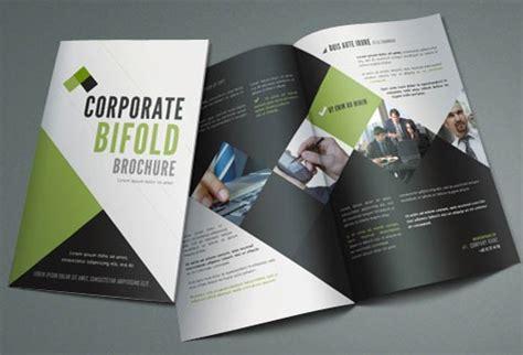 corporate bi fold brochure template 17 best free brochure templates design bump